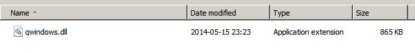 Bare bones VS2012 32-bit OpenGL platform directory